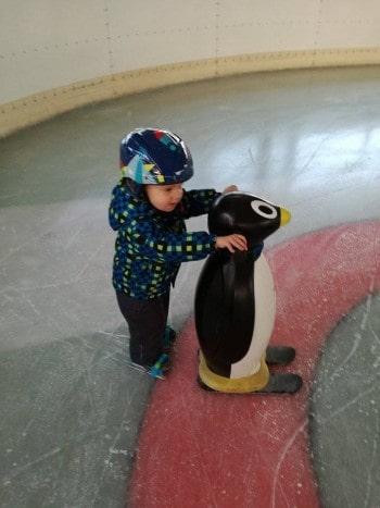 V Domžalah so na voljo tudi pingvini za najmlajše