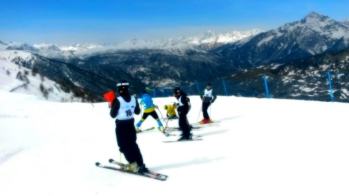Sestriere IPCAS Youth Circuit