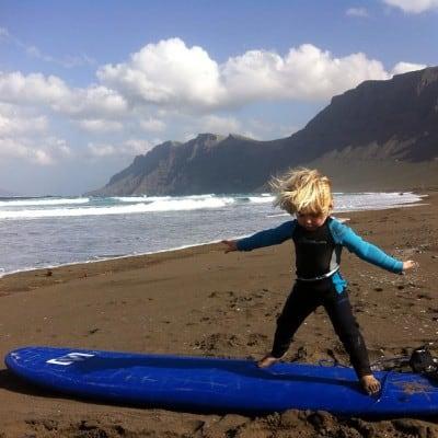 Lev surfa