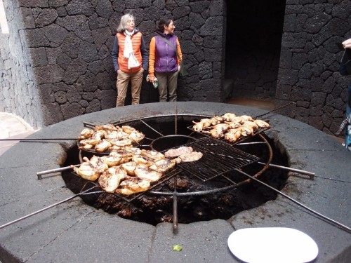Peka piščancev