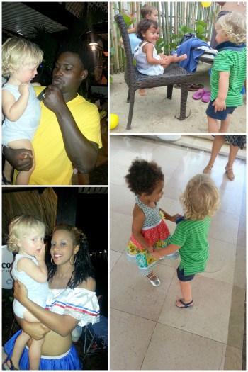 Otroci bodo zagotovo uživali v ponudbi družinskih hotelov v Dominikanski republiki