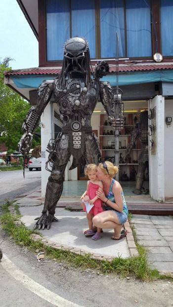 Predator za malo večje mulce :)
