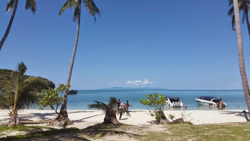 Čudovita plaža