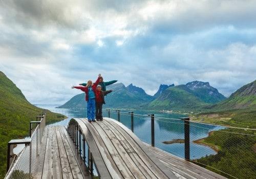 Na obali otoka Senja, Norveška