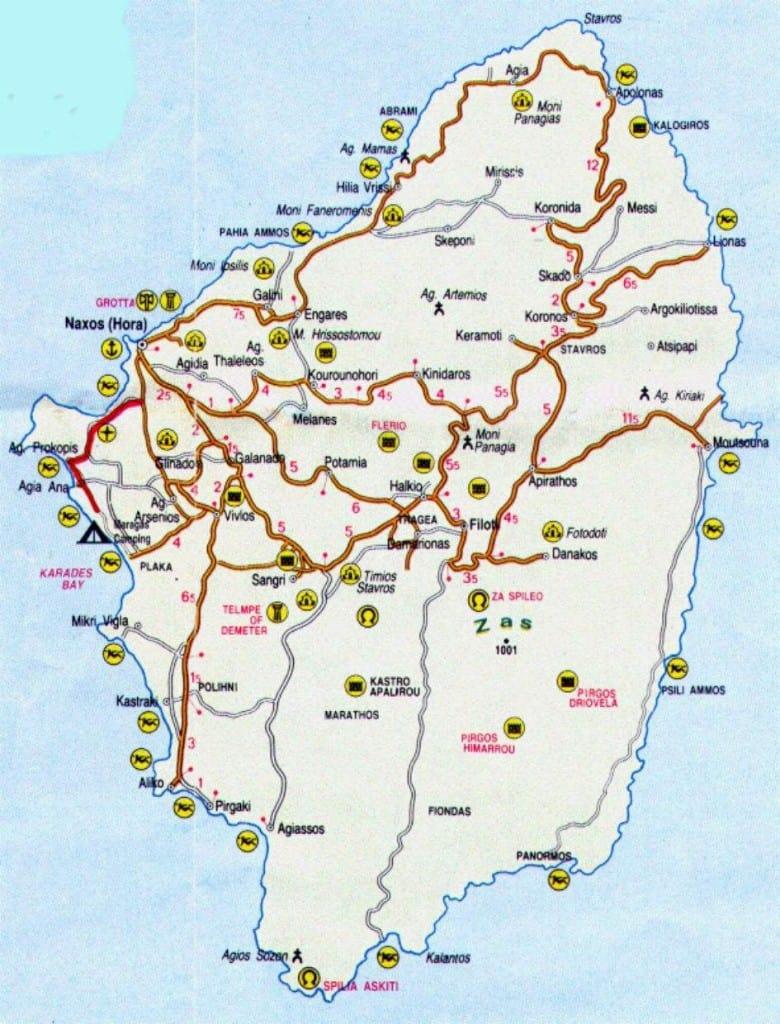 naxos_island_detailed_map