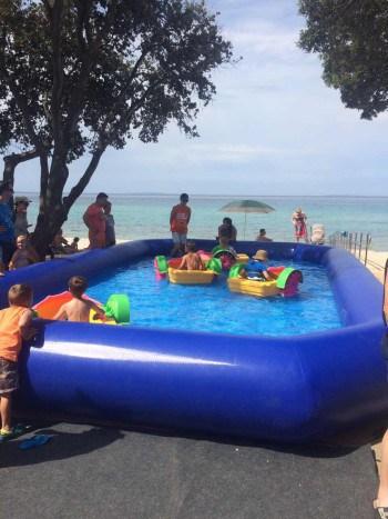Za najmlajše v kampu Straško na Pagu, Hrvaška
