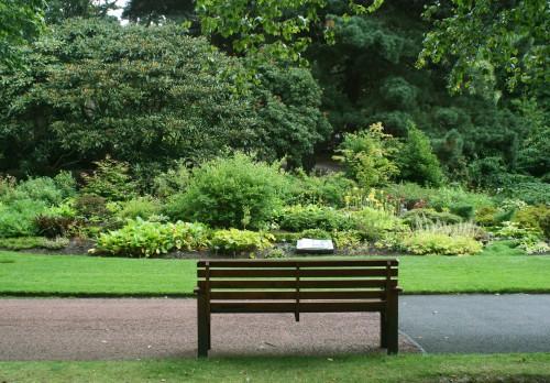 Kraljevi botanični vrt v Edinburghu, Škotska