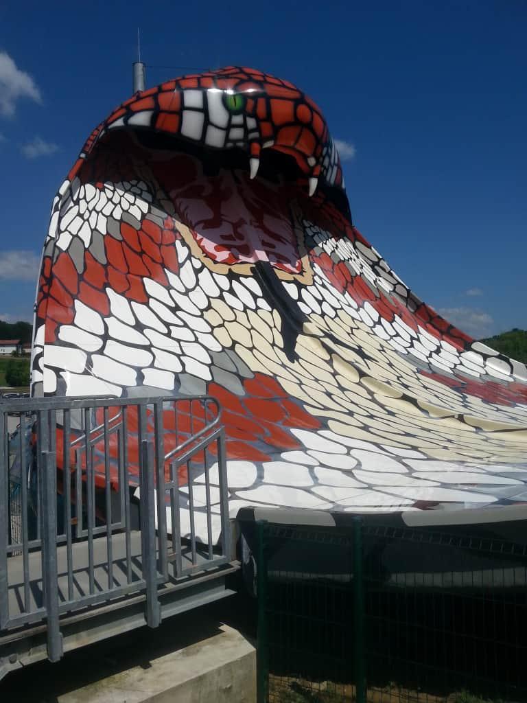 Park Aqualuna: King Kobra - ultimativna adrenalinska zabava v dvoje