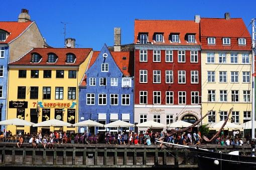Kopenhagen velja za eno najbolj slikovitih skandinavskih mest