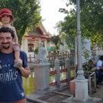 Bangkok z mulcem v 3 dneh