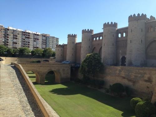 Palača Aljafeira (Zaragoza, Aragonija, Španija)