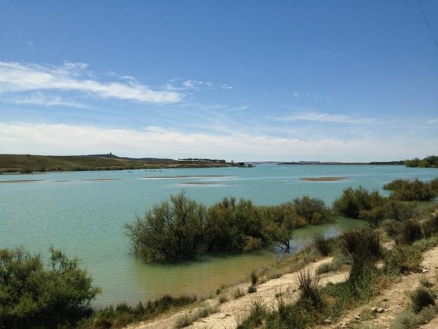 Jezero Alboré, Huesco (Aragon, Španija)