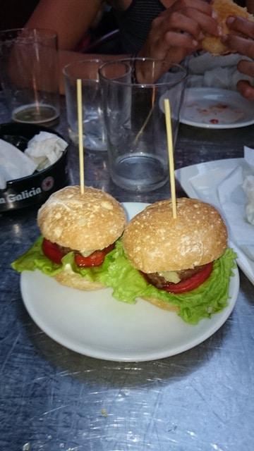 Večerna pojedina v Bilbau (Baskija, Španija)
