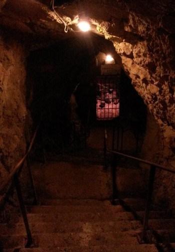 Vhod v podzemni bunker
