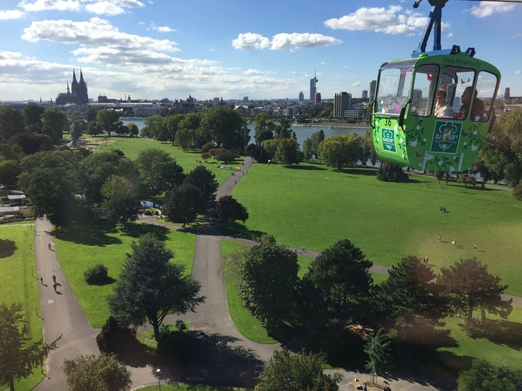 Najlepši pogled na Kolen, Nemčija