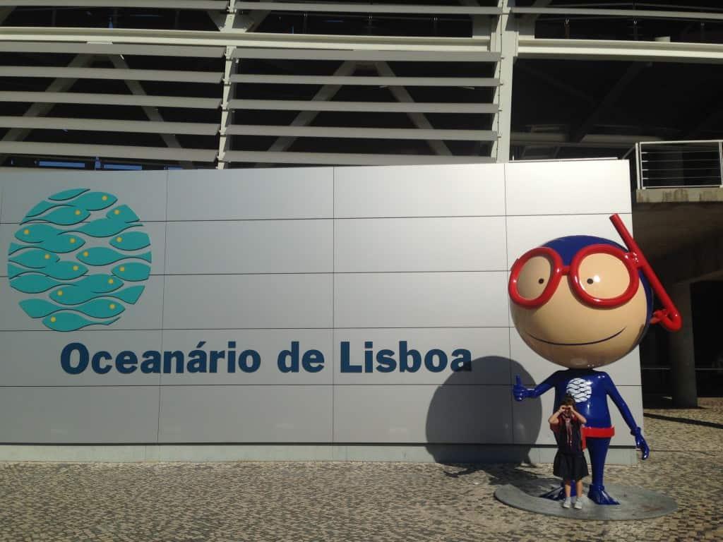 Ocenario Lizbona (Portugalska)