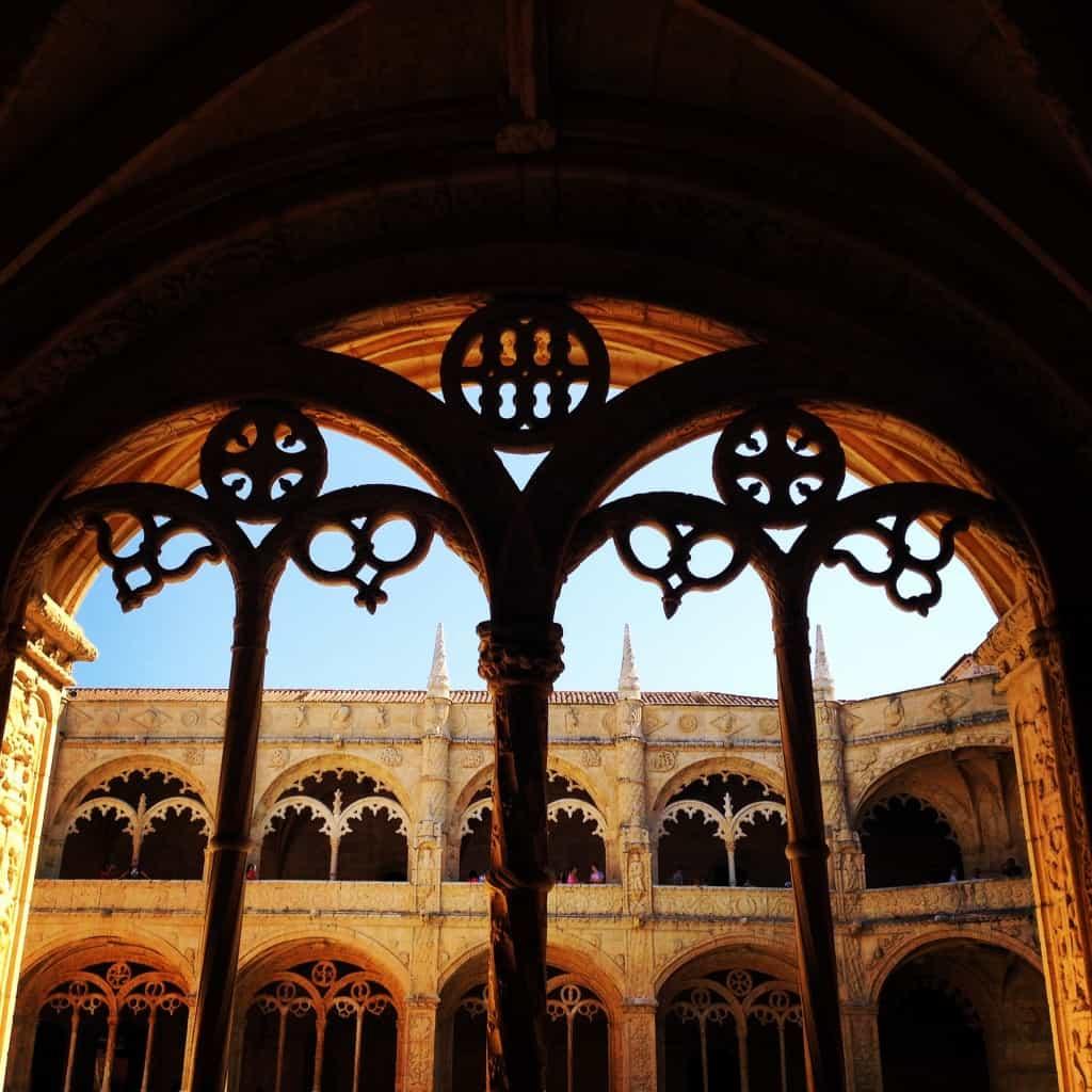 Samostan Jeronimos, Belem (Lizbona, Portugalska)