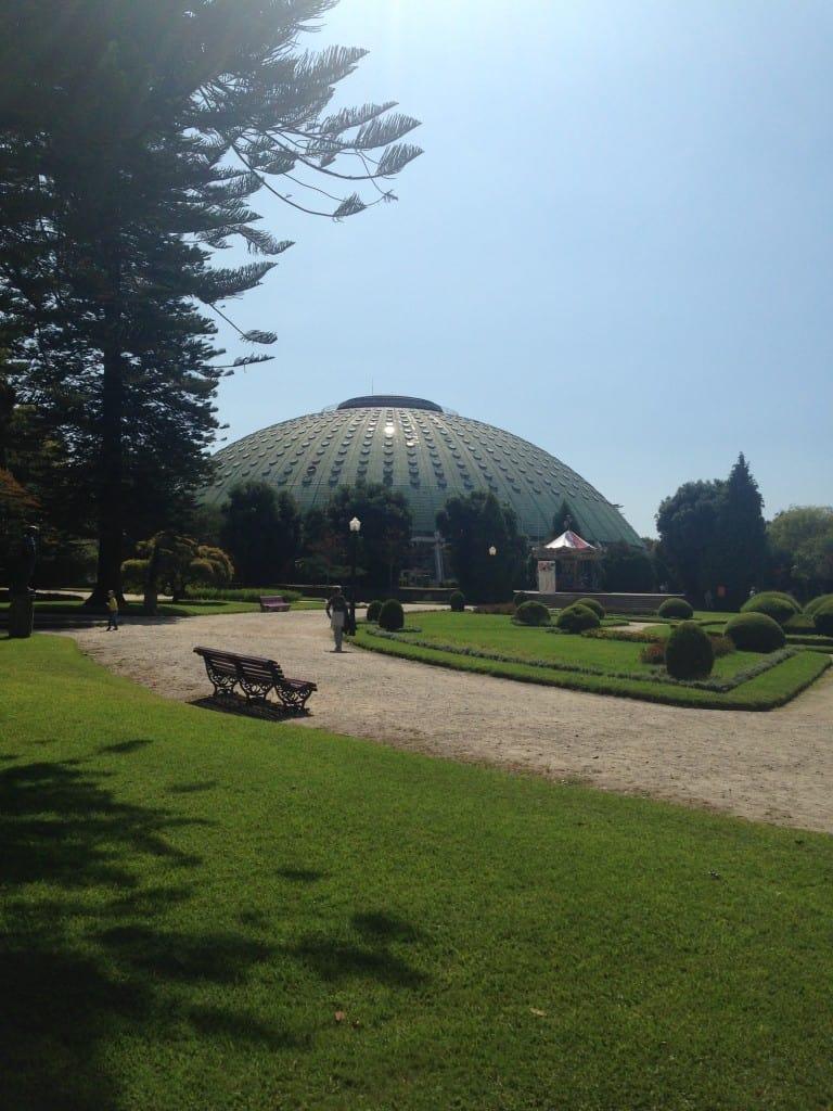Park s kristalno palačo, Porto (Portugalska)