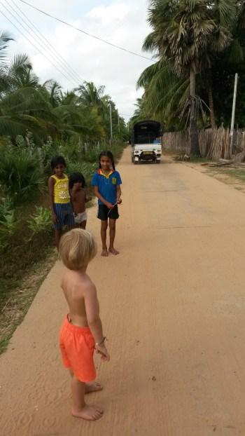 Spoznavanje domačinov, Kudawe, Kalpitiya