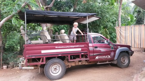 Priprave na safari