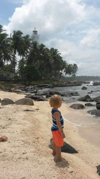 Najbolj južna točka Šrilanke