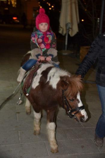 Jahanje ponija