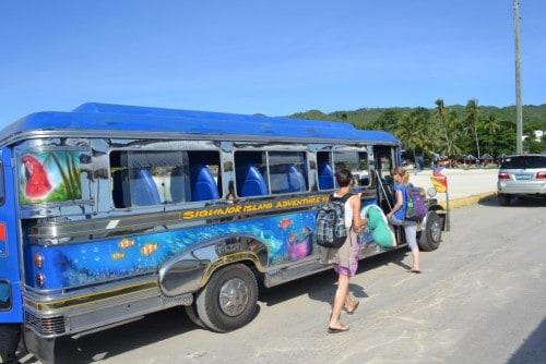 15. Jeepney