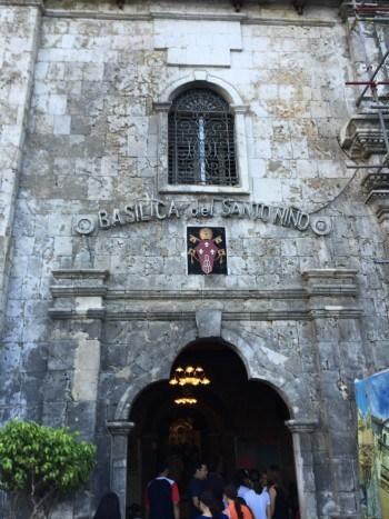 34. Bazilika Santo Nino