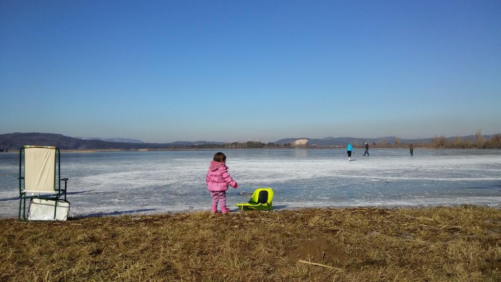 Drsanje, Cerkniško jezero (2)