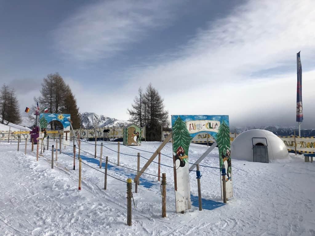 Kinderland (smučanje Sillian, Avstrija)