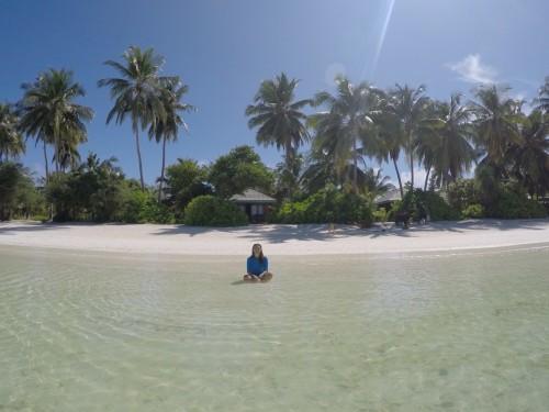V nosečnosti skrbno izberite destinacijo za rajski oddih (Maldivi z otrokom)