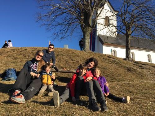 Družinsko na Polhograjsko hribovje