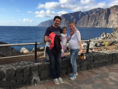 Tenerife so idealna destinacija za oddih in potovanje v nosečnosti