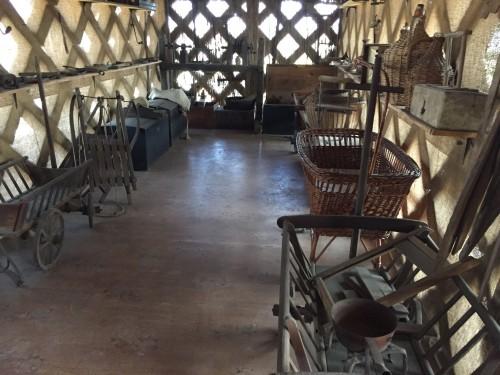 Mini muzej kmečke opreme, Šempeter