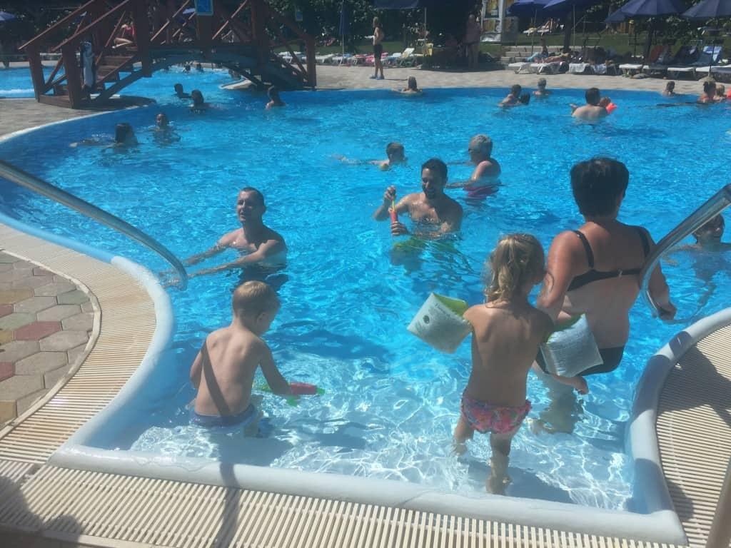 Otroški bazeni, Terme Zreče