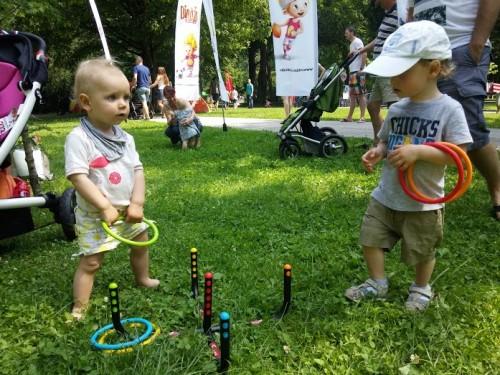 Uživali bodo otroci vseh starosti (Art kamp, Festival lent)