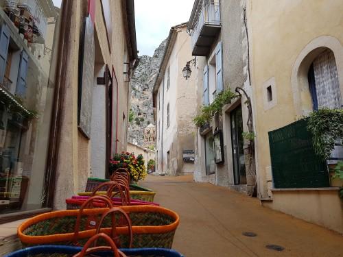 Moustiers Sainte Marie (Francija)