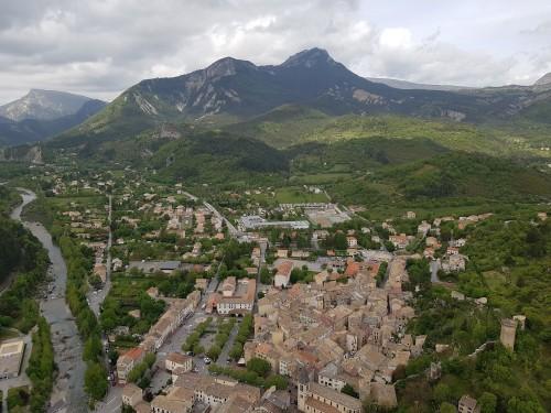 Mesto Castellane (Francija)