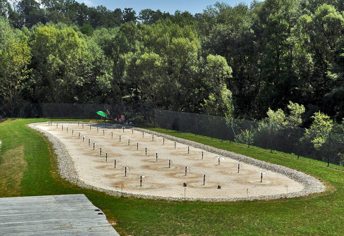 Čistilna naprava parka, Radlje ob Dravi