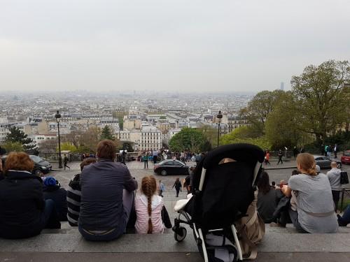 Z  mulci v Parizu