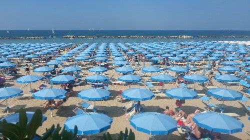 Plaža v Catollici