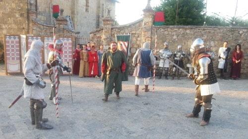 grad Monteriggoni3-viteske igre