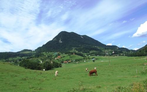 Donačka gora je redno obiskana izletna točka ta obiskovalce Rogatca