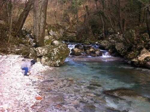 Zanimivosti ob reki Hubelj