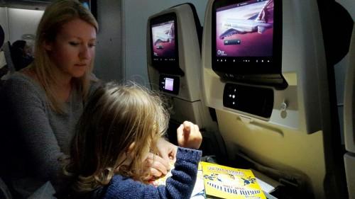 Bogato založeni paketi za mulce so nam skrajšali let vsaj za nekaj ur, Qatar Airways