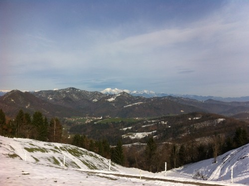 Razgled iz vrha