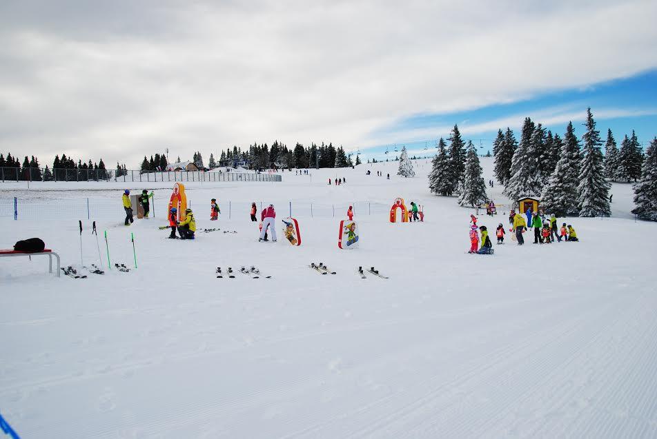 Otroški snežni park