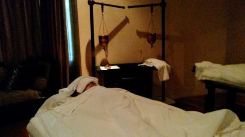 Edinstvena sporostitev in počiotek po Ayurvedski masaži - primerno tudi za aktivne mulce (Portorož)