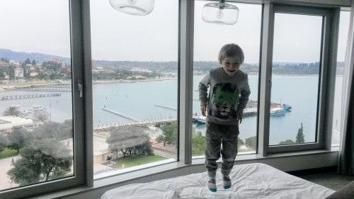 Nor razgled Mind hotel Slovenija, Portorož