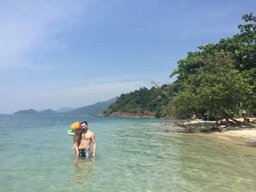 Čudovite plaže Tajske, Koh Chang, Tajska